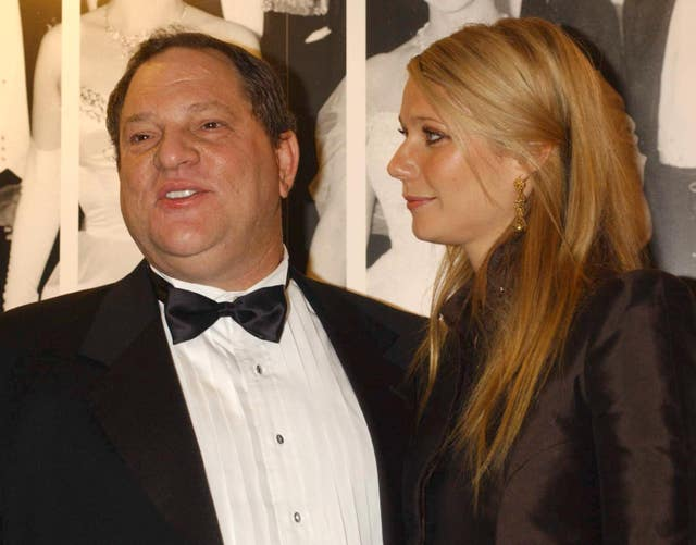 Paltrow & Weinstein NFT 50th