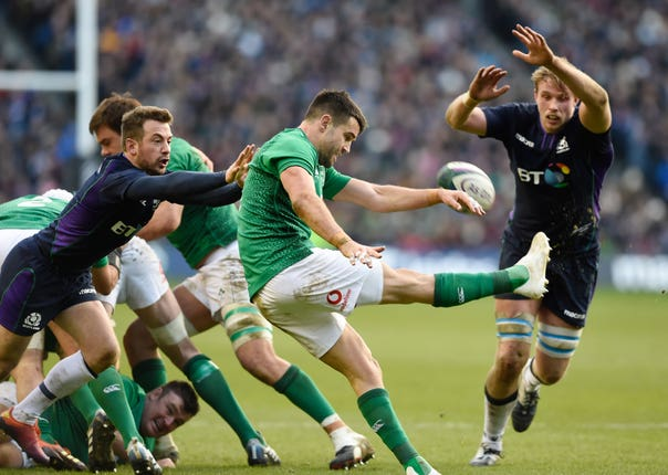 Ireland have had the better of the recent clashes between the two sides