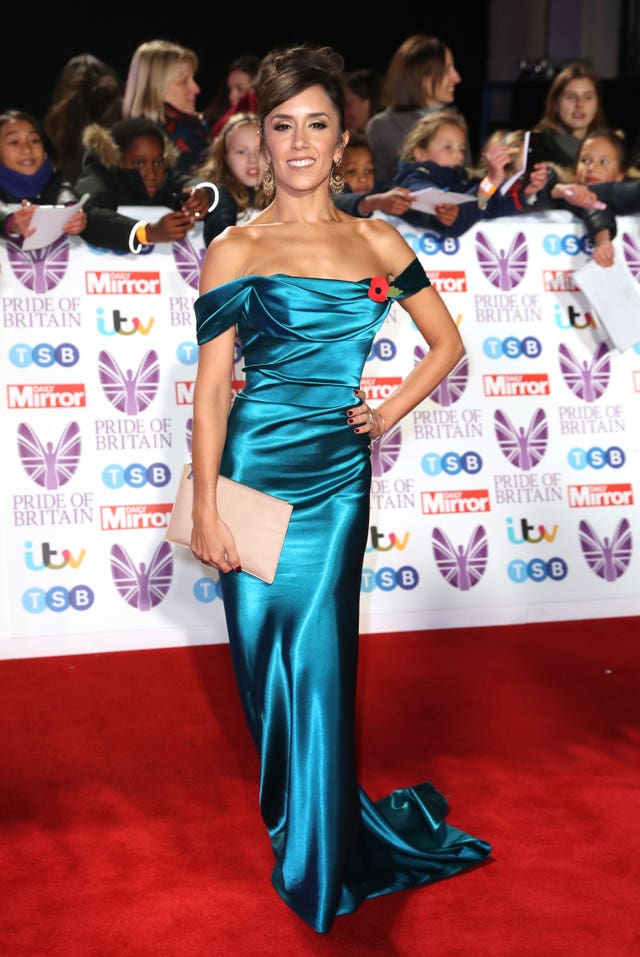 Pride Of Britain Awards 2018 – London