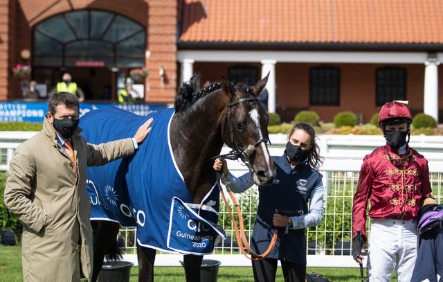Kameko claimed Classic glory at Newmarket back in June