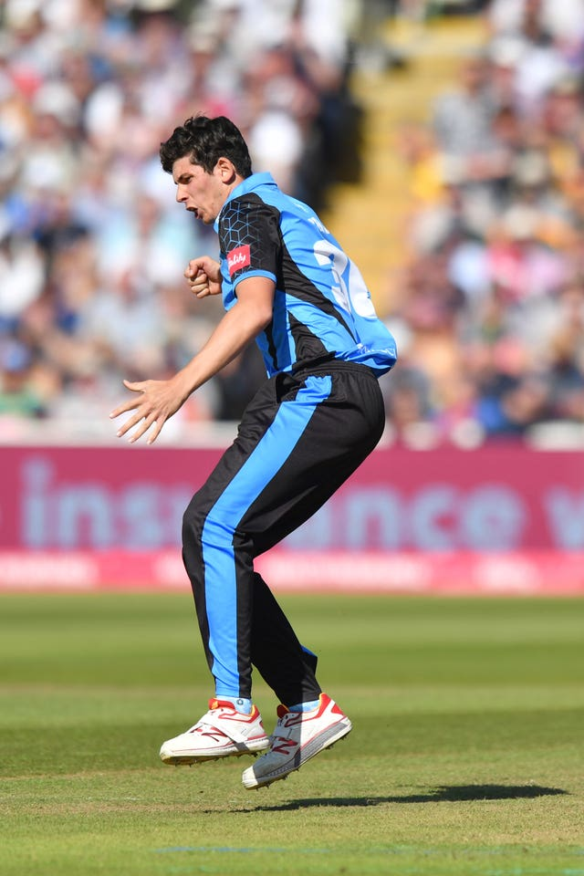 Worcestershire's Pat Brown has been touted for England selection