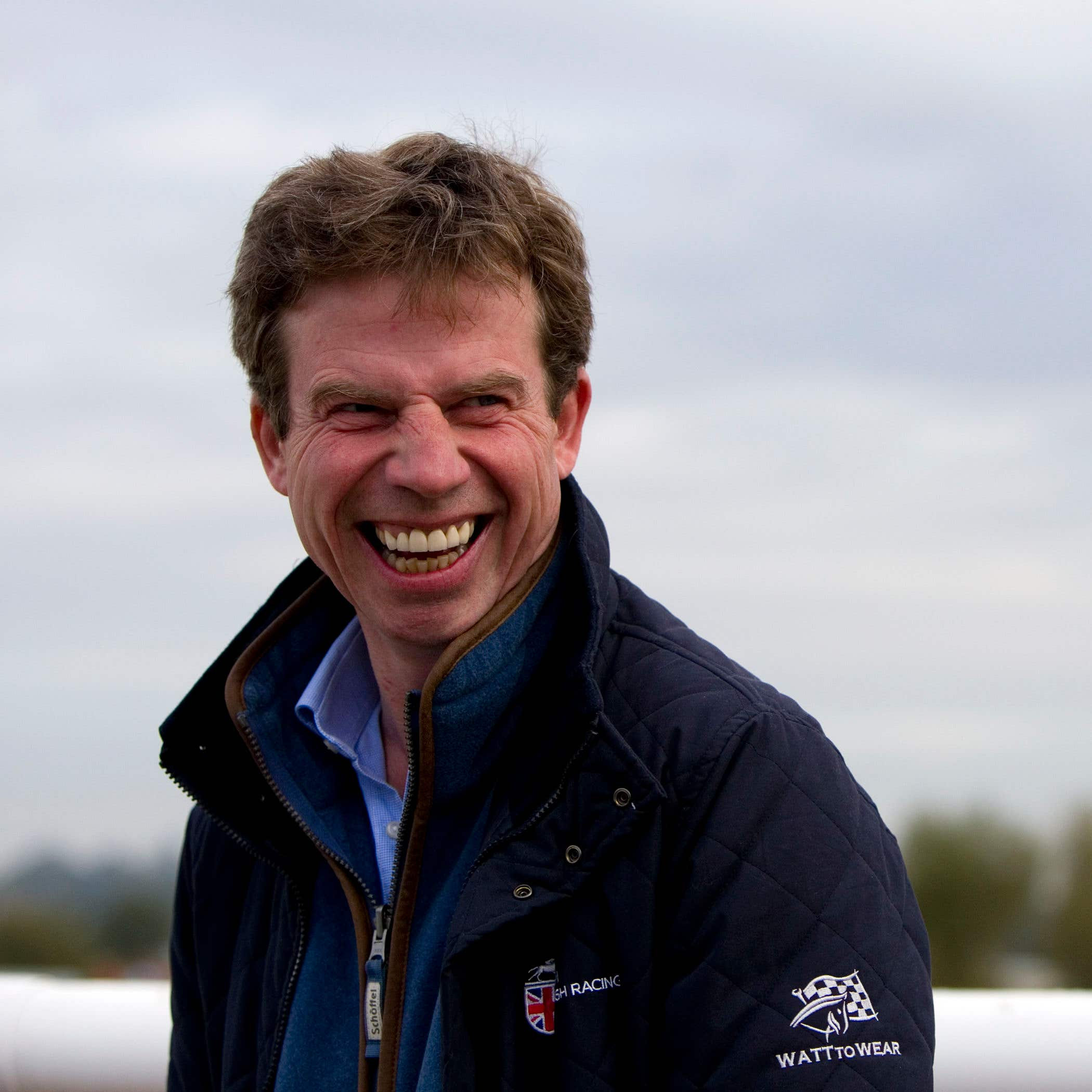 Jamie Osborne's Hathal was an easy winner at Wolverhampton