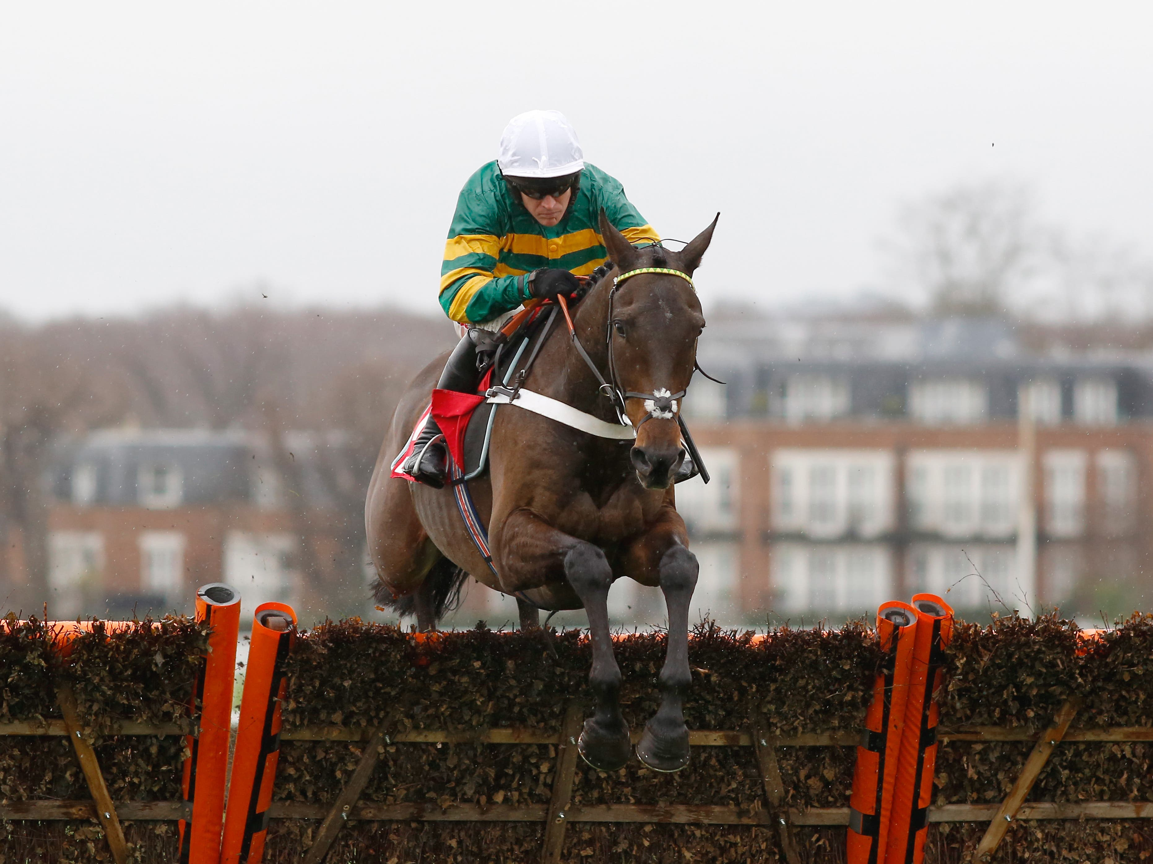 Buveur D'Air could return to action this weekend (Julian Herbert/PA)