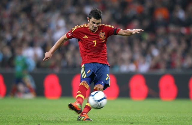 Villa has a storied history with Spain