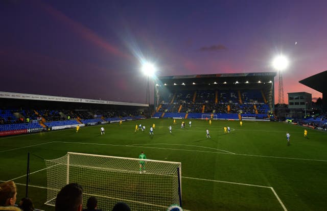Tranmere avoided an FA Cup upset as they hammered Chichester 5-1