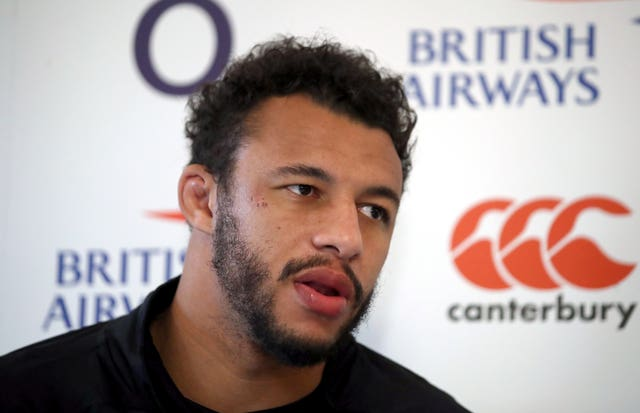 Courtney Lawes makes his opinions known on Twitter