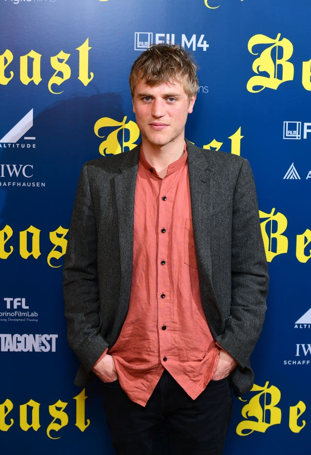 Johnny Flynn at the preview for Beast in London