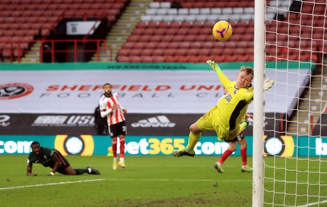 Sheffield United v Tottenham Hotspur – Premier League – Bramall Lane