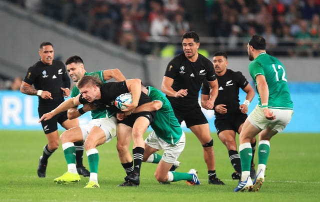 New Zealand are regarded as the best team in world rugby