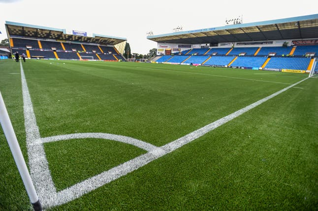 Kilmarnock's new pitch is already under fire