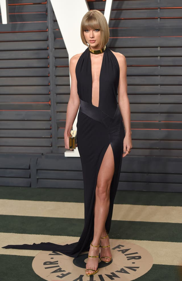 Taylor Swift at The 88th Academy Awards – Vanity Fair Party – Los Angeles