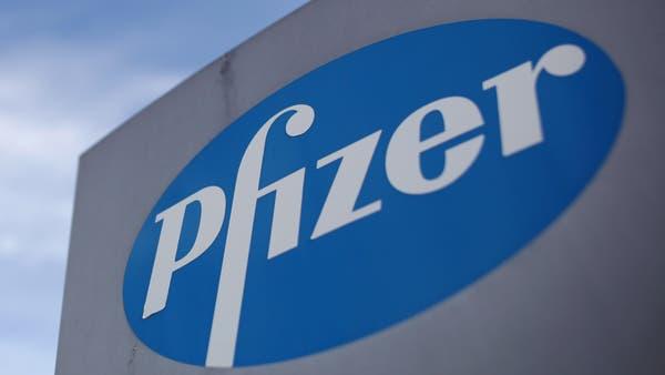 Pfizer vaccine en route to UK