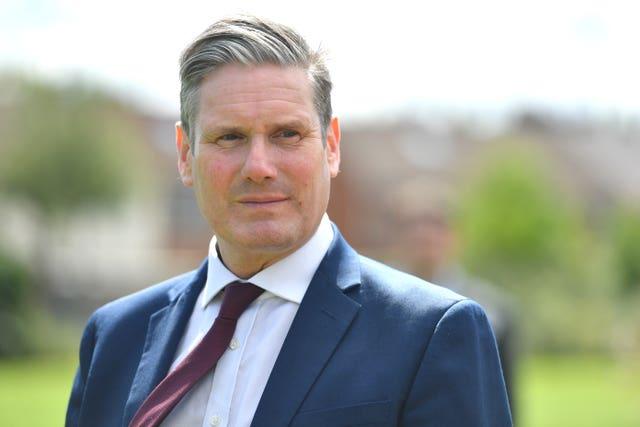 Keir Starmer visit to Coventry