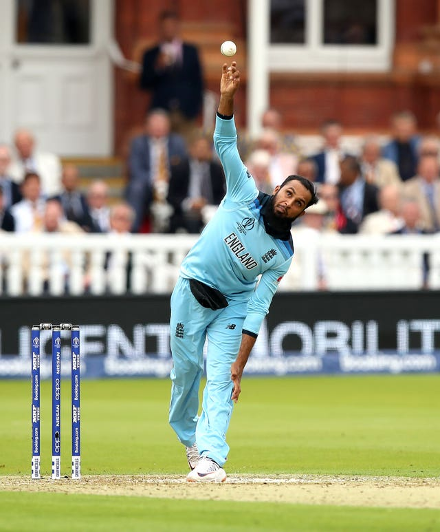 Adil Rashid expects to be fit to face India