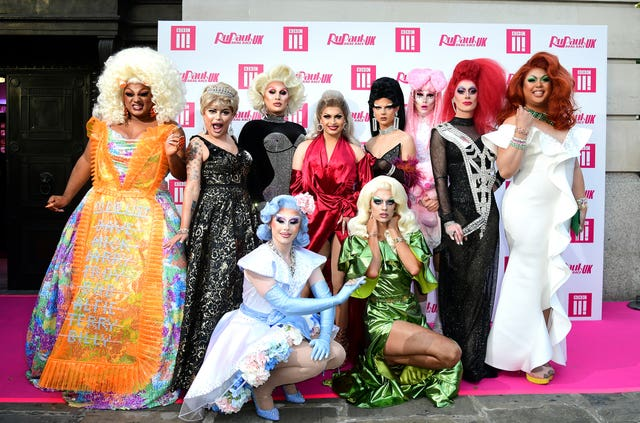 RuPaul Drag Race Premiere – London