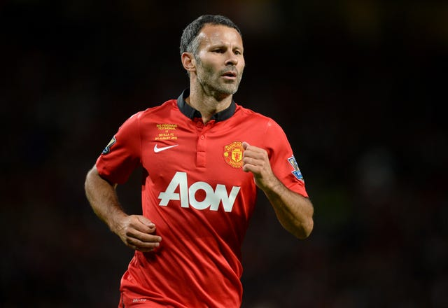 Ryan Giggs has gone down as one of Manchester United's greatest players
