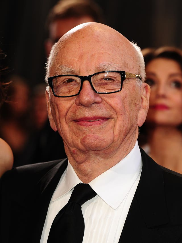 Mr Murdoch is bidding for the 61% of Sky he does not already own (Ian West/PA)