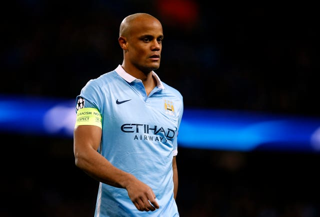 Champions League success has eluded Vincent Kompany during his trophy-laden spell at the club