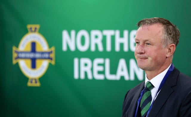 Michael O'Neill is focused on preparing his side to take on Austria