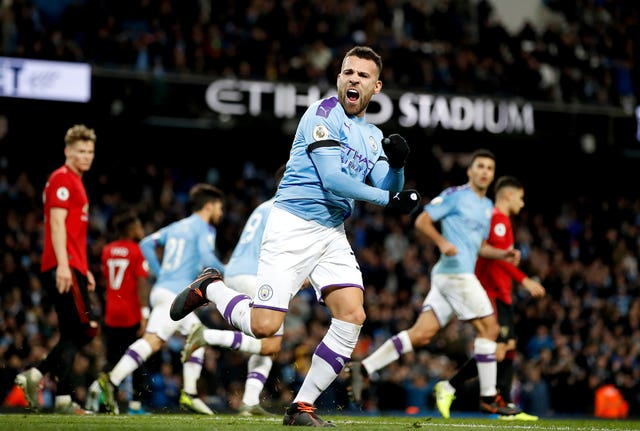 Nicolas Otamendi got Manchester City back into the game