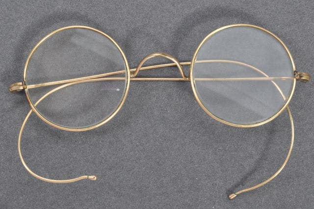 Ghandi's glasses