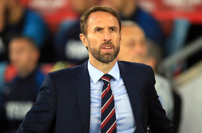 Gareth Southgate is delighted with the way Raheem Sterling is progressing