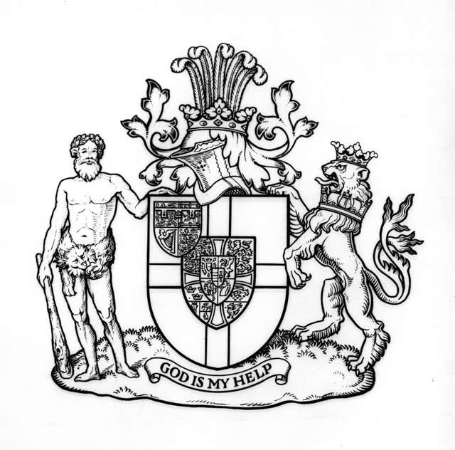 Royalty – Coat-of-Arms for Lieutenant Philip Mountbatten
