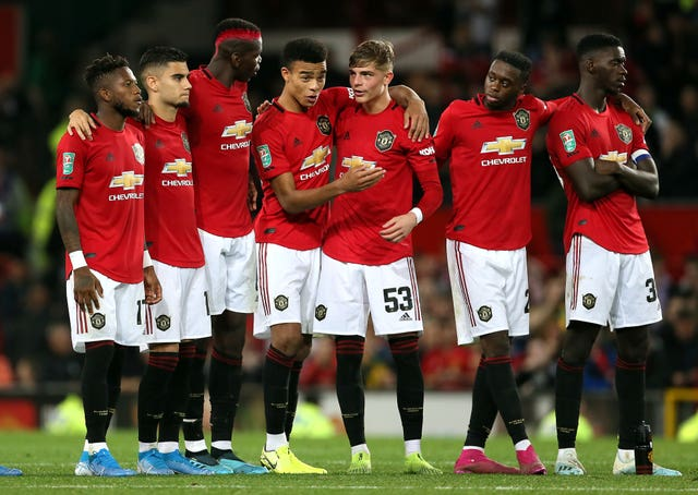 Manchester United v Rochdale – Carabao Cup – Third Round – Old Trafford
