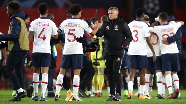 Ole Gunnar Solskjaer confident Manchester United will progress despite PSG loss