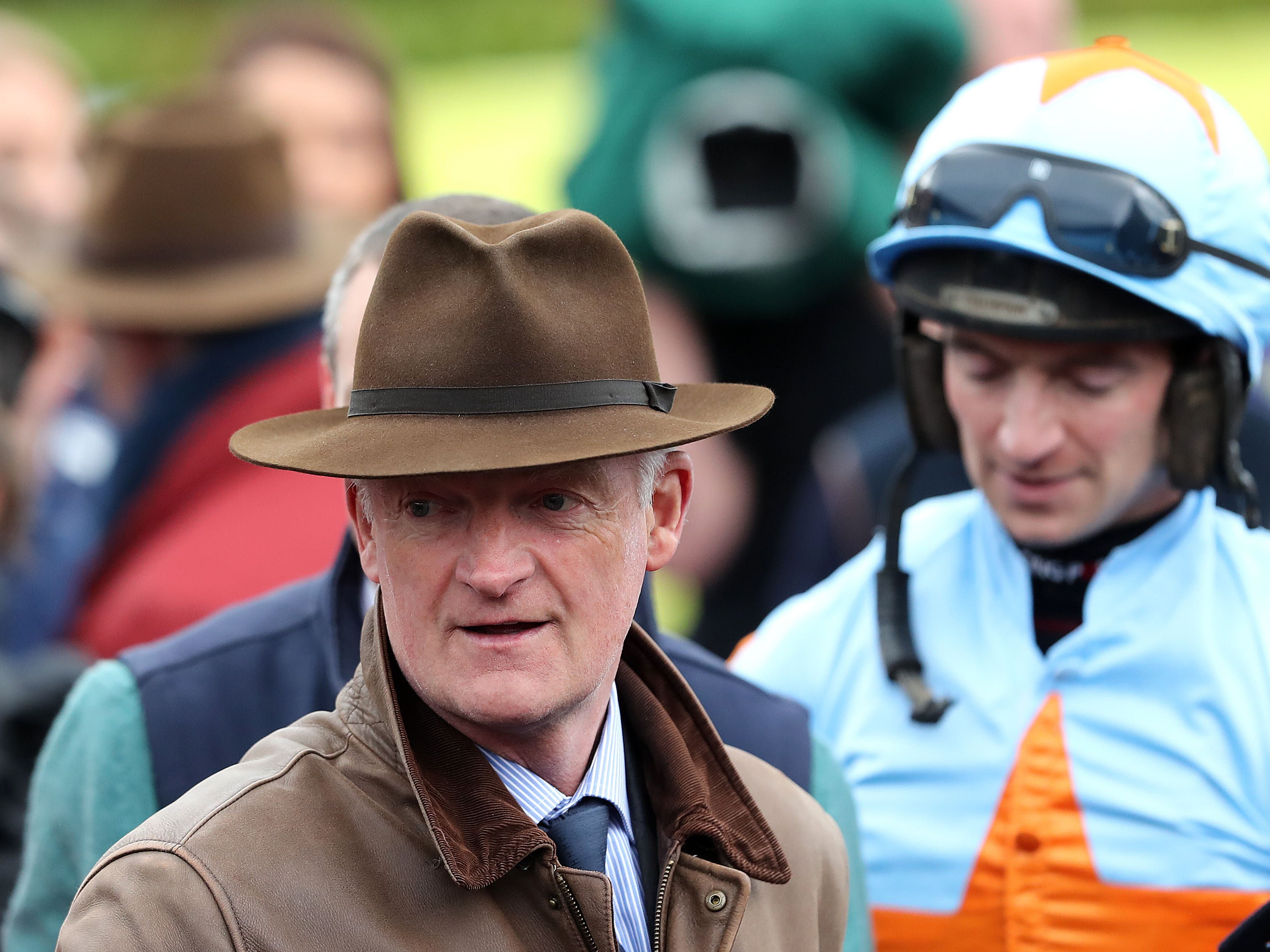 Willie Mullins made a fine start to a big week at Punchestown