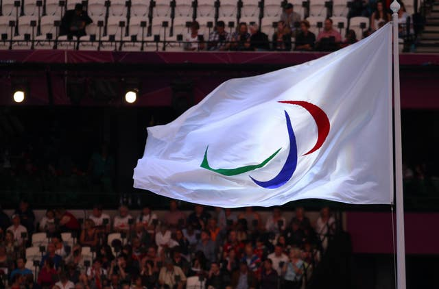 The Paralympic flag was tarnished by Spain's basketball team in Sydney