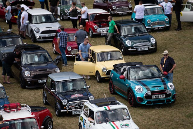 60th anniversary of the Mini