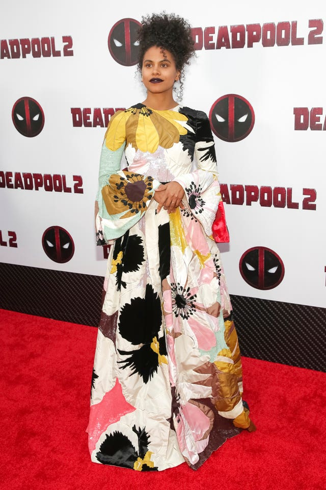 Actress Zazie Beetz attends a special screening of Deadpool 2 in New York (Brent N. Clarke/Invision/AP)