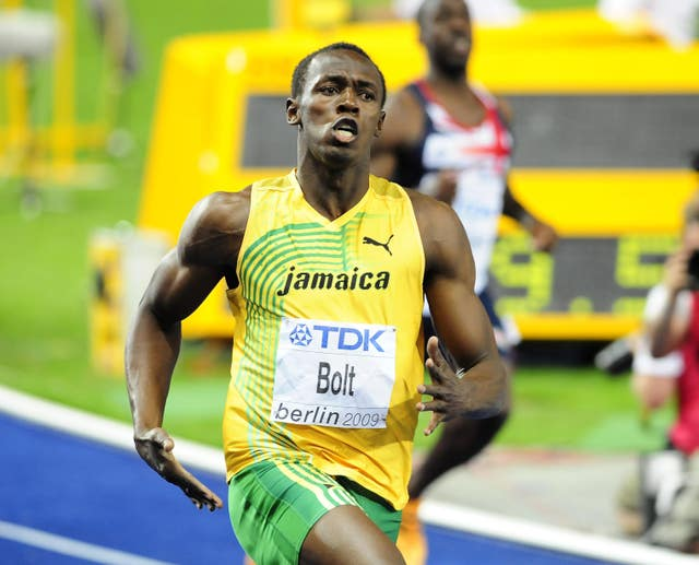 Usain Bolt File Photo