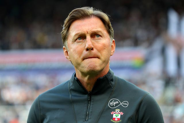 Ward-Prowse hailed the impact of Ralph Hasenhuttl