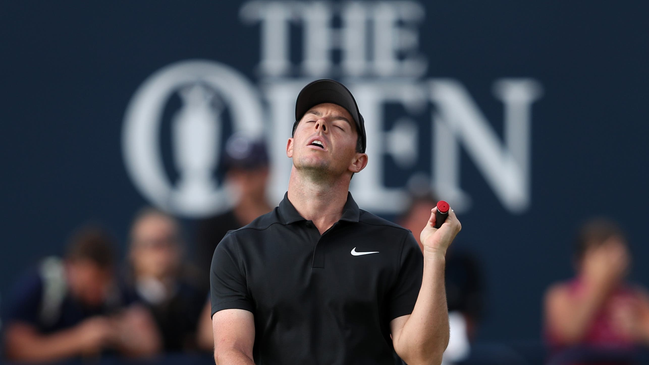 Rory McIlroy is a four-time major winner