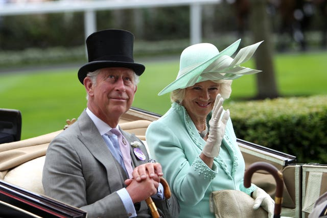 Charles is likely to celebrate his birthday privately with Camilla. Steve Parsons/PA Wire