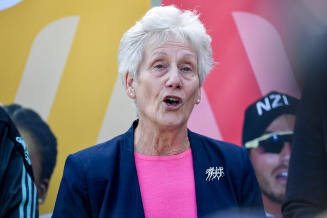 Dame Louise Martin welcomed the announcement of India holding a separate shooting and archery championships in 2022