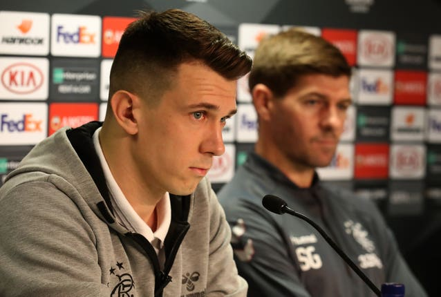 Ryan Jack is determined to repay the faith shown in him by Steven Gerrard