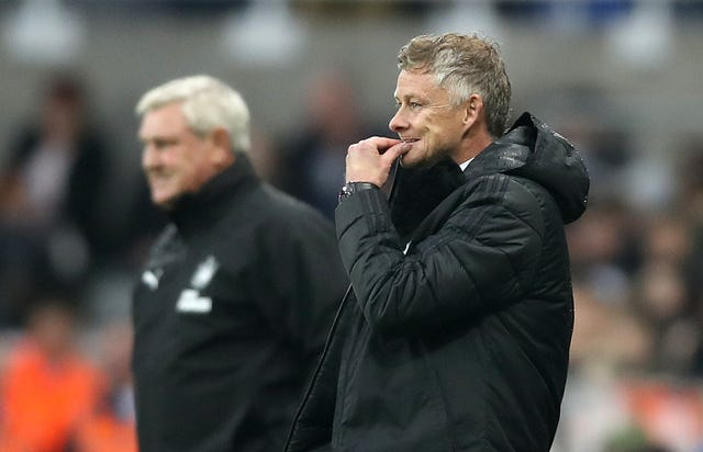 Defeat to Newcastle left United two points off the relegation zone