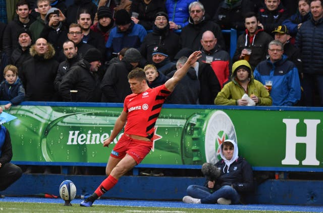 Cardiff Blues v Saracens – Heineken Champions Cup – Cardiff Arms Park