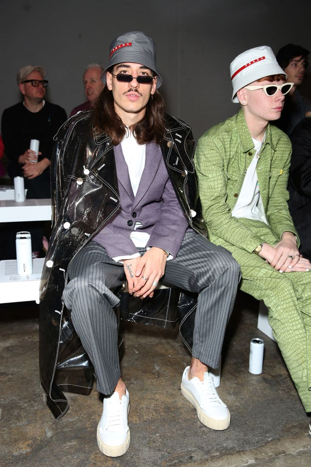 Christopher Raeburn Front Row – London Fashion Week Men's AW19