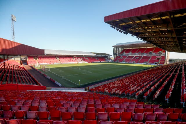 Coronavirus crisis will keep Pittodrie empty in meantime with problems for Aberdeen