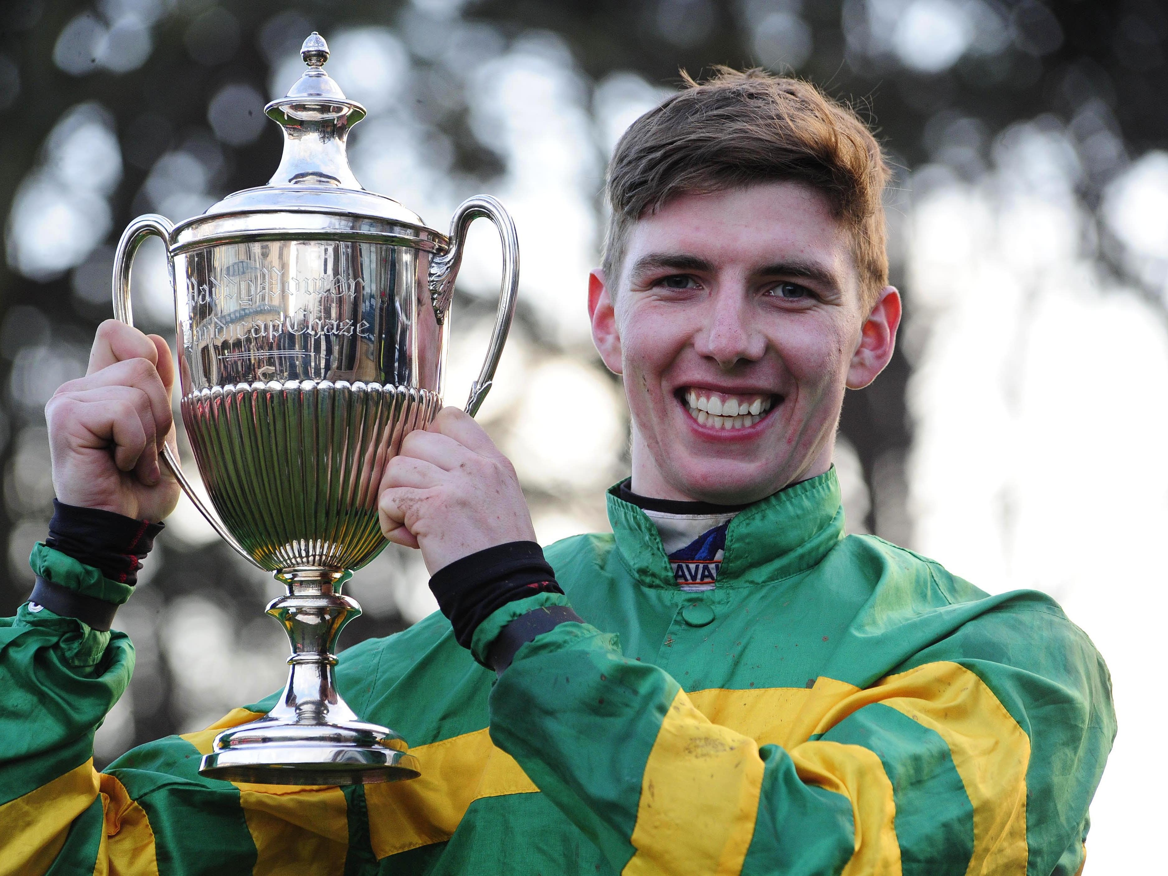 Donagh Meyler steered Farmix to victory at Clonmel (PA)