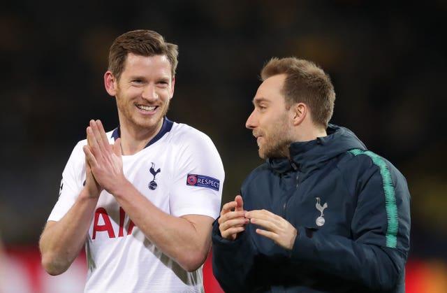 Borussia Dortmund v Tottenham Hotspur – UEFA Champions League Round of Sixteen – Second Leg – Signal Iduna Park