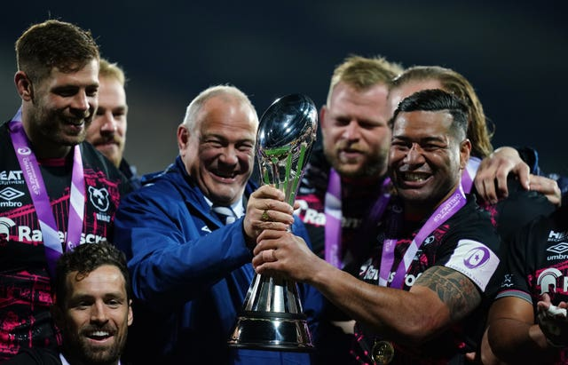 Bristol Bears v RC Toulon – European Challenge Cup – Final – Stade Maurice-David