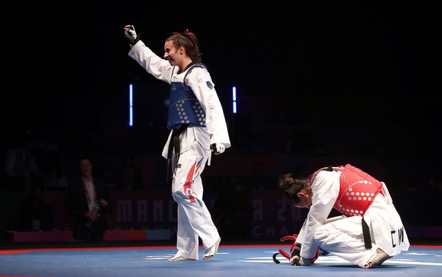 World Taekwondo Championships – Day Three – Manchester Arena
