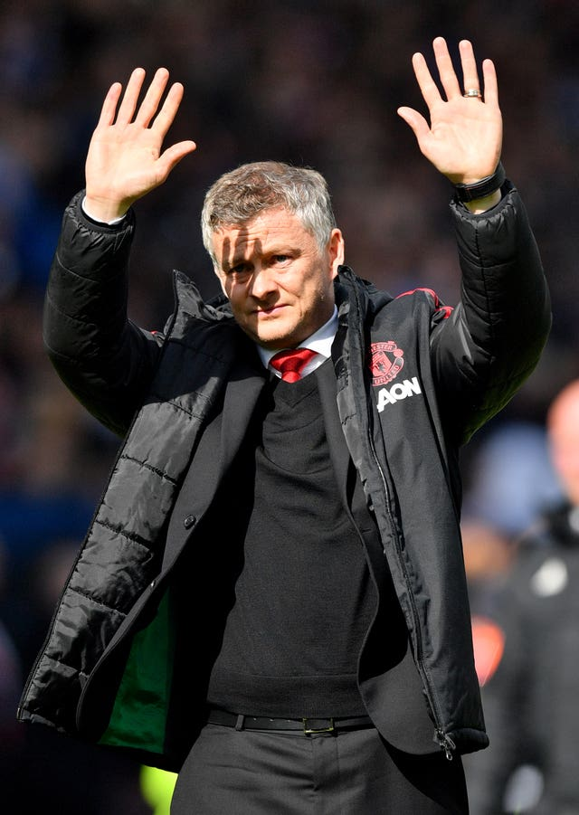 Ole Gunnar Solskjaer replaced Jose Mourinho at Old Trafford