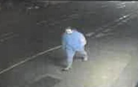 CCTV of rapist Anthony Dealey before he raped and attempted to murder a stranger in November last year