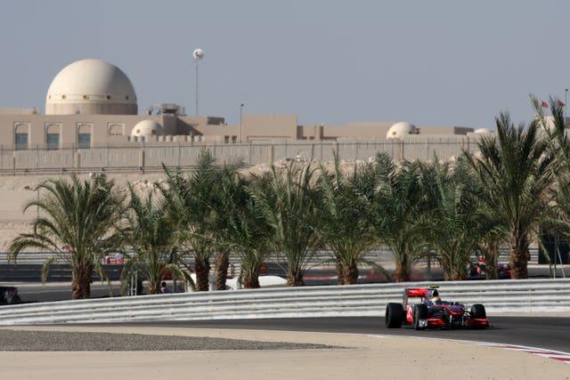 Motor Racing - Formula One World Championship - Bahrain Grand Prix - Bahrain International Circuit